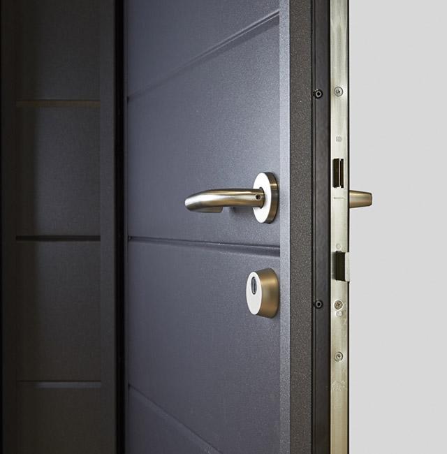 accessoire de sécurité pour porte d'entrée