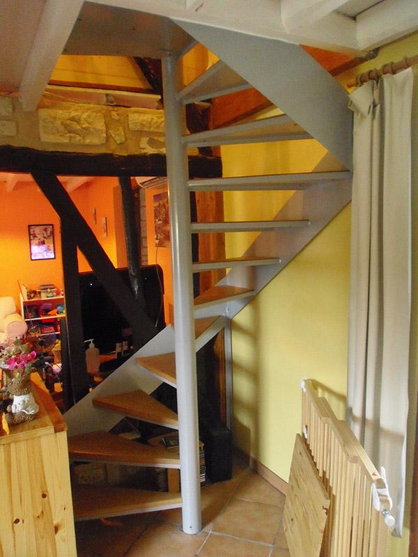 escalier sur mesure int rieur et ext rieur deauville lisieux eric devaux. Black Bedroom Furniture Sets. Home Design Ideas