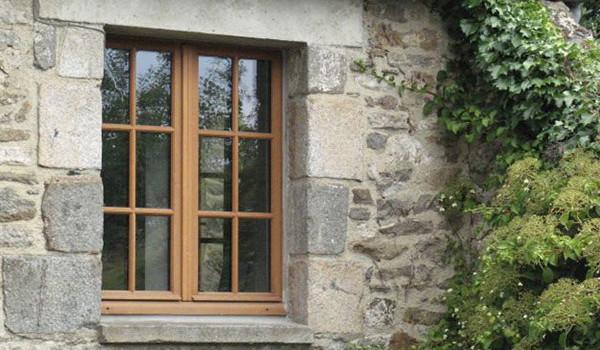 Fenêtre bois sur mesure en Normandie