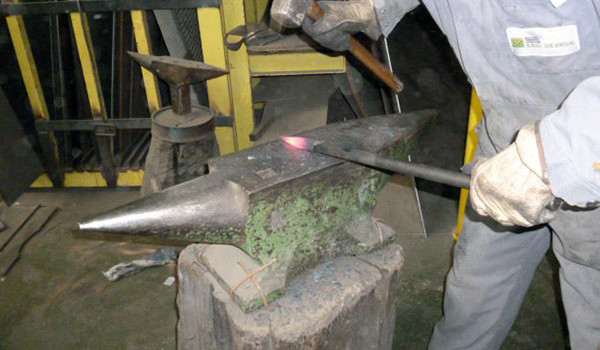 travail métal Normandie