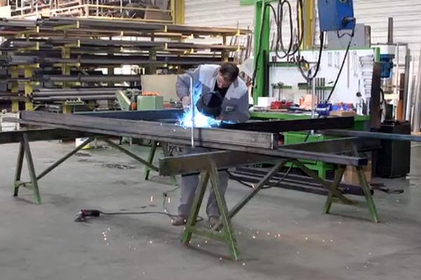 atelier de fabrication de portails sur mesure