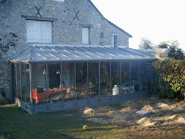 Fabricant veranda verriere sur mesure pose deauville lisieux eric devaux - La veranda caen ...