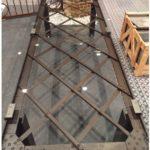 table sur mesure décoration style industriel